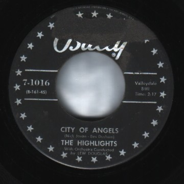 Highlights - City Of Angels / Listen My Love