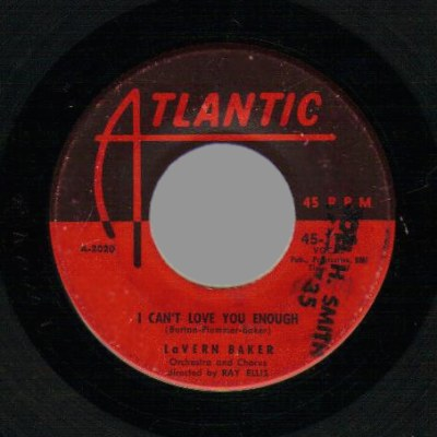 LAVERN BAKER - Still / I Can't Love You Enough - 45T (SP 2 titres)