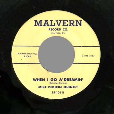 Mike Pedicin Quintet - Jackpot / When The Cats Come Marching In