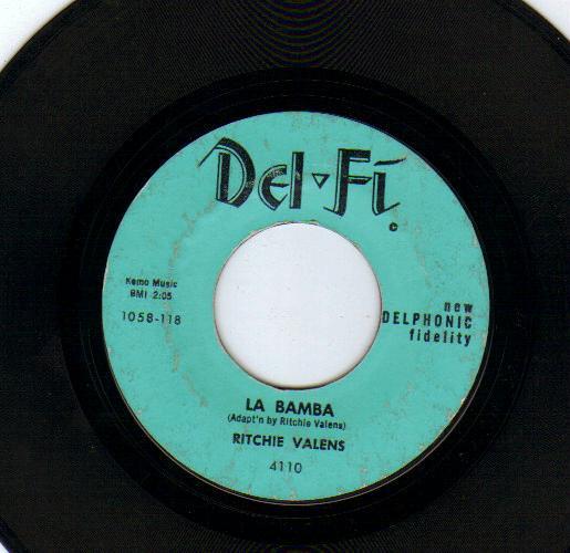 Donna / La Bamba - Ritchie Valens