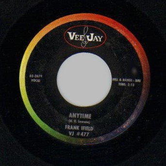 Ifield,Frank Lovesick+Blues+/+Anytime 45RPM
