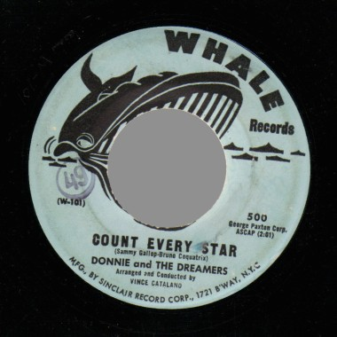 Count Every Star / Dorothy - Donnie & The Dreamers