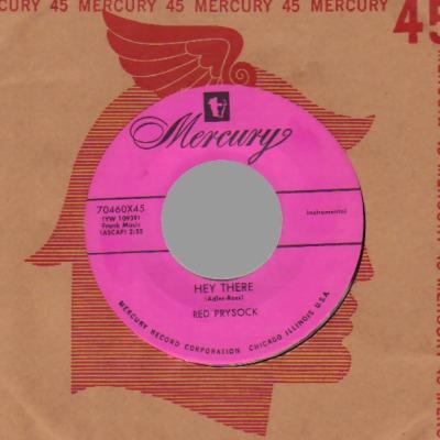 Red Prysock - Chop Suey - Margie