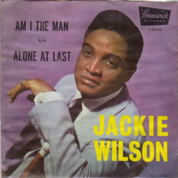 jackie wilson am i the man records lps vinyl and cds