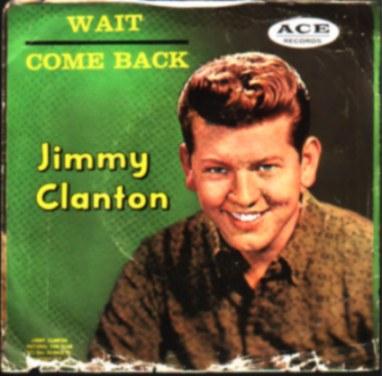 JIMMY CLANTON - Wait / Come Back - 45T (SP 2 titres)
