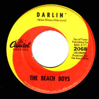 Beach Boys - Darlin'/ Here Today