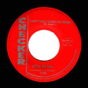 Milton,Little We're Gonna Make It / Can't Hold Back The Tears 45RPM