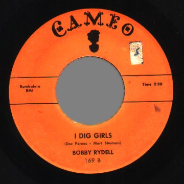 Rydell,Bobby We Got Love / I Dig Girls 45RPM