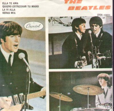 Beatles - She Loves You + 3