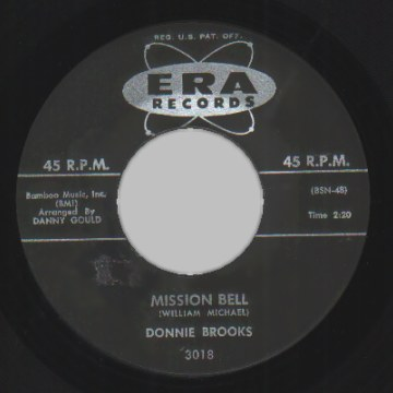 Brooks,Donnie Mission+Bell+/+Do+It+For+Me 45RPM