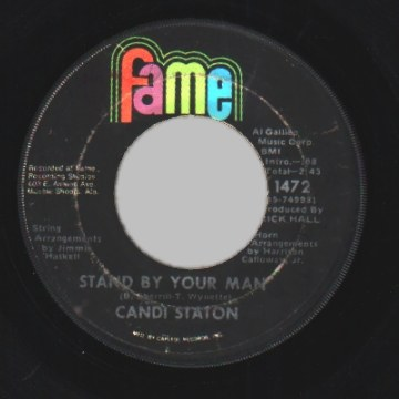 Staton,Candi Stand+By+Your+Man+/+How+Can+I+Put+Out+The+Flame 45RPM