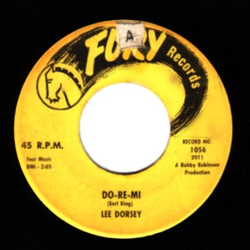 Dorsey,Lee Do-Re-Mi+/+People+Gonna+Talk 45RPM