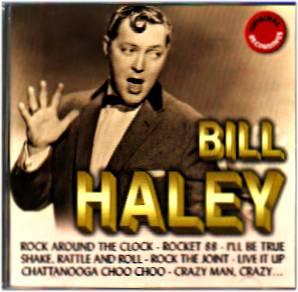 Bill Haley - Rock Around The Clock / Rockett 88 + 16