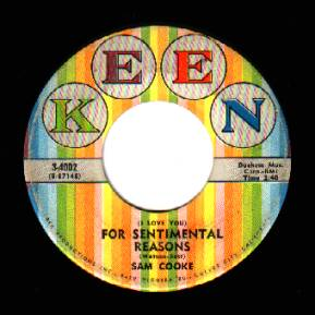 Cooke,Sam For+Sentimental+Reasons+/+Desire+Me 45RPM