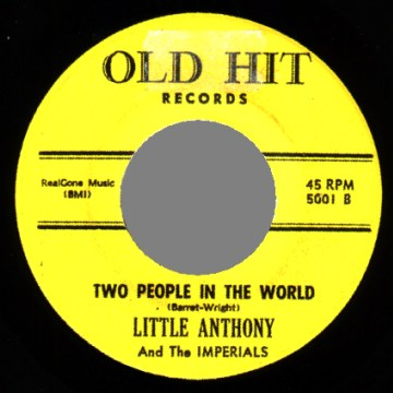 Two People In The World