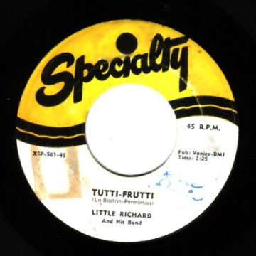 Little Richard - Tutti-frutti / I'm Just A Lonely Guy